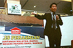 Kuantan Parade, Pahang, Joey speaks on Feng Shui for Homebuying at