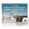 Feng Shui for Homebuyers Webinar - Interior and Exterior Forms