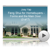Feng Shui for Homebuyers Webinar - Forms and the Main Door