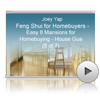 Feng Shui for Homebuyers Webinar - Easy 8 Mansions for Homebuying - House Gua