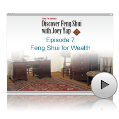 Discover feng shui with joey yap the tv series episode - Feng shui wealth direction ...
