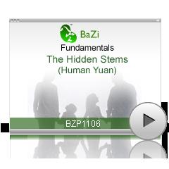 The Hidden Stems (Human Yuan) (BZP1106) | Mastery Academy of