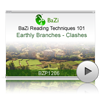Earthly Branches - Clashes<br>(BZP1206)
