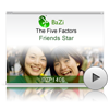 Friends Star<br>(BZP1406)