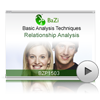 Relationship Analysis<br>(BZP1503)