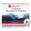 Key Factors In Feng Shui<br>(FSP1112)