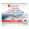 Principle Factors In Xuan Kong Flying Stars<br>(FSP1404)