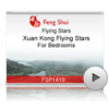 Xuan Kong Flying Stars For Bedrooms<br>(FSP1410)